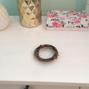 Jarne Coil Bracelet